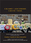 Creamy Lancashire Cheese trail leaflet