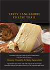 Tasty Lancashire Cheese trail leaflet